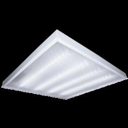 Встраиваемый (накладной) Грильято светодиодный светильник - 50 Вт