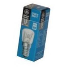 15P1/OVEN22/CL/E14 лампа накал. прозр. GE