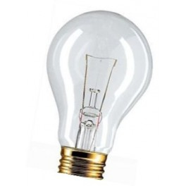 100Вт 24–25Вт E27 Clear накал. лампа Sylvania