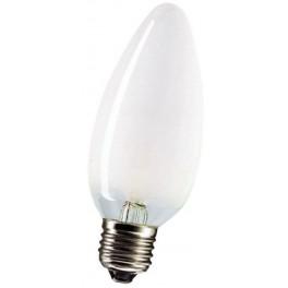 CANDLE STD 60W E27 230V B35 FR 1CT/10X10 накал. лампа Philips
