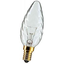 Deco 60W E14 230V BW35 CL 1CT/4X5F накал. лампа Philips