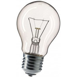 A55 75W 230V E27 CL.1CT/12X10F накал. лампа Philips