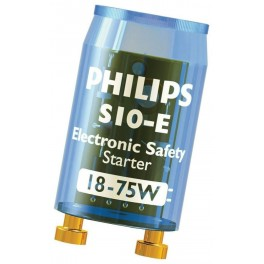 S10E 18-75W SIN 220-240V BL/20X25CT стартер Philips