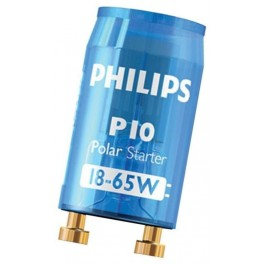 P 10 18-65W SIN 220-240V стартер Philips