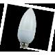 LED light Candle 3,0W 220V 4000K E14 103x37 свеча  светодиод. лампа Ecola