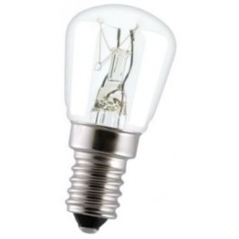 15P1/CL/E14 15W Fridge лампа накал. прозр. GE