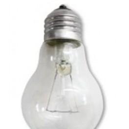 ЛОН 75W E27 груша лампа накал. Калашниково цв. ал.