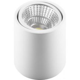 Светодиодный светильник AL516 накладной 15W 4000K белый поворотный