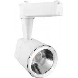 Светодиодный светильник AL101 трековый на шинопровод 8W 4000K 35 градусов белый