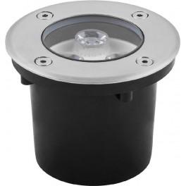 Светодиодный светильник тротуарный (грунтовый) SP4111 3W 2700K 230V IP67