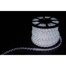 Дюралайт светодиодный LED-R2W 2-х жильный , белый 7000K 1,44Вт/м 36LED/м 100м 220V