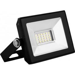 Светодиодный прожектор SAFFIT SFL90-10 IP65 10W 4000K черный