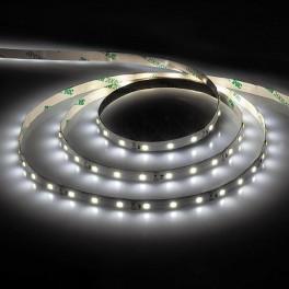 Cветодиодная LED лента LS603, 60SMD(2835)/м 4.8Вт/м  5м IP20 12V 6500К