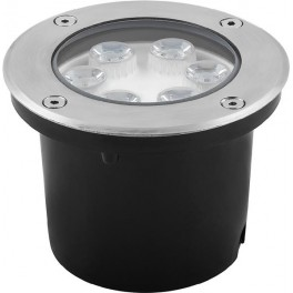 Светодиодный светильник тротуарный (грунтовый) SP4112 6W зеленый 230V IP67
