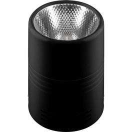 Светодиодный светильник AL518 накладной 15W 4000K черный