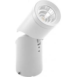 Светодиодный светильник AL517 накладной 10W 4000K белый наклонный