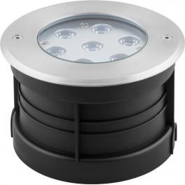 Светодиодный светильник тротуарный (грунтовый) SP4314 Lux 7W RGB 230V IP67