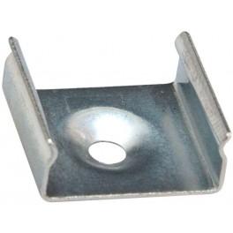 Крепеж для профиля CAB262 16,2*15*5,05mm, шурупы в комплекте, LD138