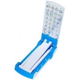 Светильник настольный голубой DE1703