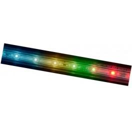 Лента светодиодная, 60SMD(3528)/m 4.4W/m 230V IP68 100m, желтый, LS704