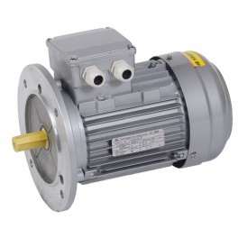 Электродвигатель трехфазный АИР71B2 380В 1,1 кВт 3000 об/мин 3081