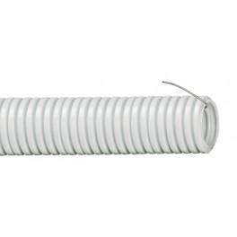 Труба гофрированная ПВХ d 20 с зондом (100 м)