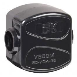 Зажим ответвительный У-859М (50-70/4-35 мм²) IP20