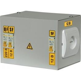 Ящик с понижающим трансформатором ЯТП-0,25 220/12-2 36 УХЛ4 IP30