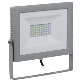 Прожектор СДО 07-70 светодиодный серый IP65