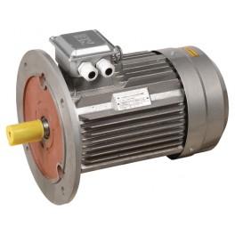 Электродвигатель трехфазный АИР132M4 380В 11 кВт 1500 об/мин 3081