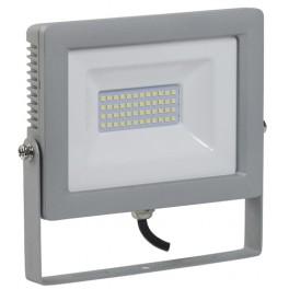 Прожектор СДО 07-50 светодиодный серый IP65