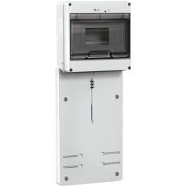 Панель для установки счетчика ПУ3/2-8 3-фазный
