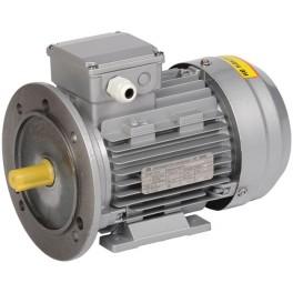 Электродвигатель трехфазный АИР63B4 380В 0,37 кВт 1500 об/мин 2081