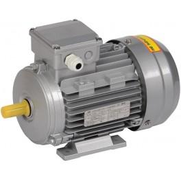 Электродвигатель трехфазный АИР63B4 380В 0,37 кВт 1500 об/мин 1081