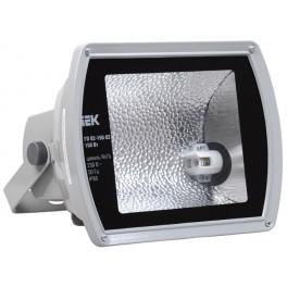 Прожектор ГО02-150-02 150Вт Rx7s серый асимметричный IP65