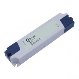 FL-PS SLPC12035 Pout= 35Вт, Uout=12В, Uin=175-240В, IP20, 145x34x22мм, 85г - пластик. транс-тор