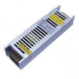 FL-PS PSE12150 Pout=150Вт, Uout=12В, Uin=175-240В, IP20, 200x58x37мм, 360г - метал. транс-тор