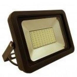 FL-LED Light-PAD 20W Grey 2700К 1700Лм 20Вт AC220-240В 150x110x21мм 390г - Прожектор