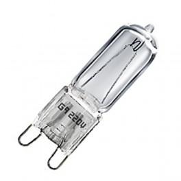 Лампа HCS CL 220V 25W G9 (072) (128) 20/1000