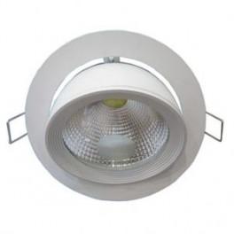 FL-LED DLC 20W 4200K D167xd152x124 20W 1800Lm встраиваемый поворотный круглый