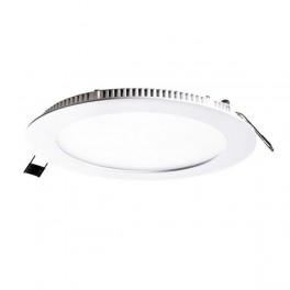 FL-LED PANEL-R09 4000K D=150мм h=20мм d=135мм 9Вт 810Лм (светильник встр. круглый)