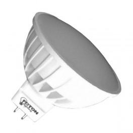 Лампа FL-LED MR16 5.5W 12V GU5.3 4200K 56xd50 510Лм FOTON LIGHTING
