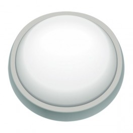 FL-LED SOLO-Ring B 12W 4200K круглый IP65 1080Лм 12Вт 176x176x50мм
