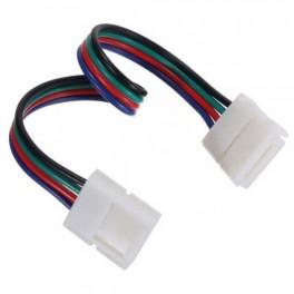 FL-FPC Connector 8mm-BXB Single colour Double side 15cm (соединение двух лент проводом 15см)