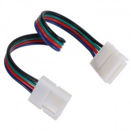 FL-FPC Connector 10mm-BXB Single colour Double side 15cm (соединение двух лент проводом 15см)