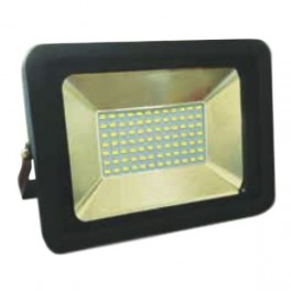 FL-LED Light-PAD 20W Black 4200К 1700Лм 20Вт AC220-240В 150x110x21мм 390г - Прожектор