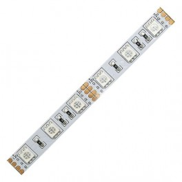LT 60-S5050-RGB , IP20, 120*, DC-12v, 14,5w/m, (S218) 2000-3500mcd/led, 60/m 10*5000mm АКЦИЯ!