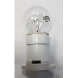 Патрон Е27 IP65 для Beltlight (12мм) белый (монтируемый)