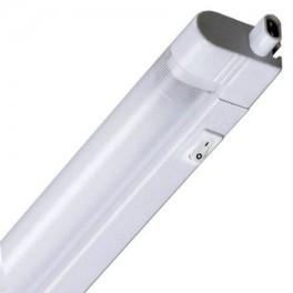 LINE T5 21W 6400K 910мм (люм светильник без кабеля) (СН024)