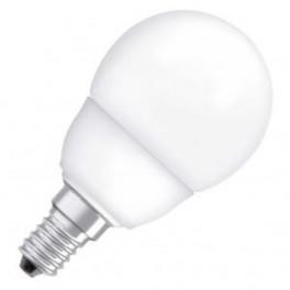 Лампа ESL GL45 QL7 11W 2700K E14 GLOBE d45Х88 FOTON (Е030)